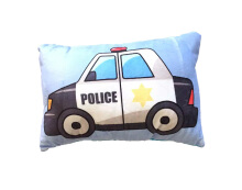 Bless Toys Bantal Police Picture Blue - BTPO0001