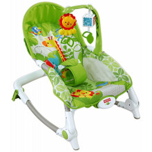 Fisher Price Newborn to Toddler Portable Rocker