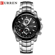 CURREN 8025 Watches Men Luxury Brand Business Watches Casual Watch Quartz Watches relogio masculino