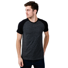 FAMO Men Tshirt 1812 518121712 - Black
