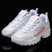 FILA DISRUPTOR 2 POINT WHITE PINK FS1HTA3081X WPK
