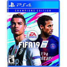 SONY PS4 Game FIFA 19: Champions Edition- Reg 3
