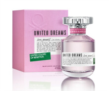 Benetton United Dream Love Yourself Parfum EDT Wanita [80 mL]