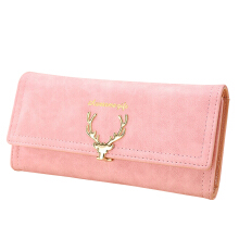 Si Ying S410 Import Ms. Wallet / Korea original / Long zipper wallet