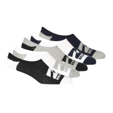 BILLABONG Invisible Socks 5 Pack - Mixed Mixed All Size