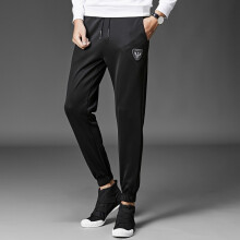 BestieLady Men's Plus Casual Jogger Pants
