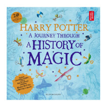 Harry Potter - A Journey Through A History Of Magic Import Book - British Library 9781408890776