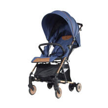 Hybrid Carryon Stroller - Midnight Blue Midnight Blue Dark Blue
