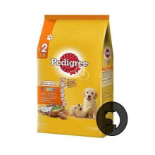 PEDIGREE 480 gr puppy chicken egg and milk flavor