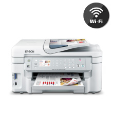 Epson Workforce 3521 All In One Printer (Print, Scan, Copy)