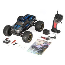 [kingstore] GPTOYS Foxx S911 1/12 2WD 40km/h Off-Road Dirt Truck Electric RC Car RTR Blue US plug