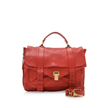 Pre-Owned Proenza Schouler PS1 Large Leather Satchel