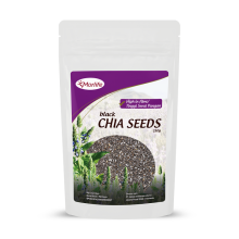 Morlife 100% Black Chia Seeds 150GR
