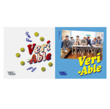 VERIVERY - 2nd mini album [VERI-ABLE] - DIY Ver.