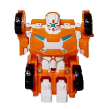 Tobot Mini Junior Evolution X Original - Young Toys Orange