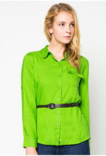 Point One DEBORA Shirt Green 313581