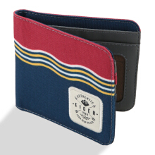 Eiger 1989 Wavee Wallet - Red