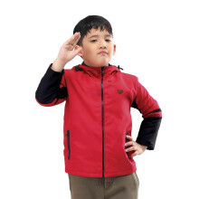 BOY JACKET SWEATER HOODIES ANAK LAKI-LAKI - IVU 668