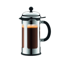 Bodum - French Press 8 Cups Chambord Silver (11172-16)