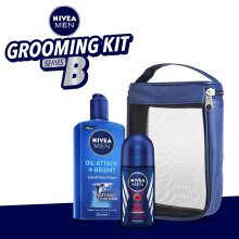 NIVEA MEN Grooming Kit - 2