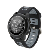 Jantens UW90 Smart Watch GPS Outdoor Sports Bluetooth Waterproof Heart Rate Monitor Fitness Compass