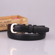 Keymao network explosion models fashion PU decorative belt female ladies high quality alloy pin buckle belt