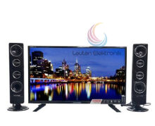 Polytron PLD 32T7511 TV LED  32 Inchi - Hitam