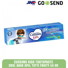 CUSSONS Kids Toothpaste Apple 45 gr
