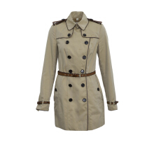Pre-Owned Burberry Trench Coat Outerwear