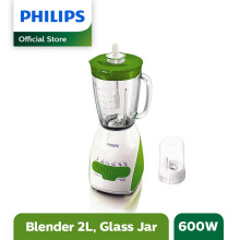 PHILIPS Blender Beling 2 L HR2116/40 - Hijau