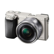 SONY Alpha A6000 Silver Kit 16-50mm f/3.5-5.6 OSS + SONY E 35mm f/1.8 OSS