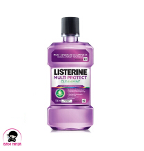 LISTERINE Multi Protect Clean Mint Antiseptic Mouth Wash 500 ml