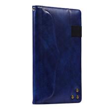 RockWolf Samsung T380/T385 case Multi-function PU leather large capacity flat cover