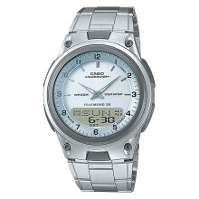Casio AW-80D-7AVDF - 10 Year Battery - Stainless Steel Band [AW-80D-7AVDF]