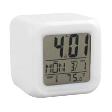Yabes Moody Clock - Jam Digital Multifungsi