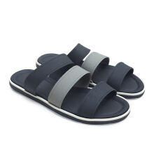 Minarno Triple Strap Rubber Sandals