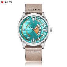 CURREN 8298 Watches Men Luxury Leather Brand Business Watches Casual Watch Quartz Watches relogio masculino