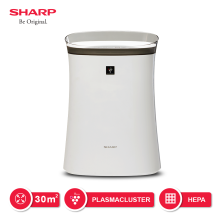 Sharp Air Purifier FP-F40Y-W - Putih