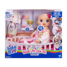 BABY ALIVE Real As Can Be Baby BL BYAE2352