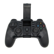 [OUTAD] Wireless Bluetooth Game Pad Controller Joystick for Android Phones Black