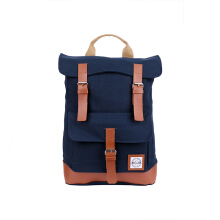The X Woof Tas Ransel Canvas 'Tpack-C 2.0' Blue