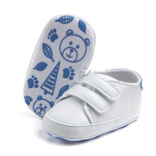 Saneoo Basic Prewalker Baby Shoes Blue 3-9bln