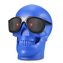 AOSEN M29 Skull Bluetooth Speaker Portable Wireless Player FM Radio