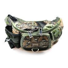 COZIME Fishing Bag Multifunctional Outdoor Tackle Waist Unisex Sport Bags Army Green