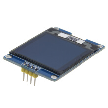 Blitzwolf 1.5 Inch 128x128 OLED Shield Screen Module For Raspberry Pi / STM32 / Arduino   -  -