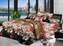NYENYAK Royale Fitted Sheet / Comforter - Floral
