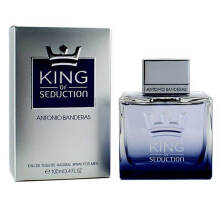 Antonio Banderas King of Seduction Man 100 ML