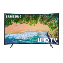 Samsung Smart UHD Curved TV 55NU7300