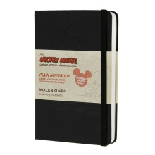 MOLESKINE Limited Edition Disney Plain - Large - LEDIQP062F