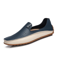 Zanzea US Size 6.5-11.5 Men Shoes Outdoor Casual Round Toe Slip On Breathable Flats